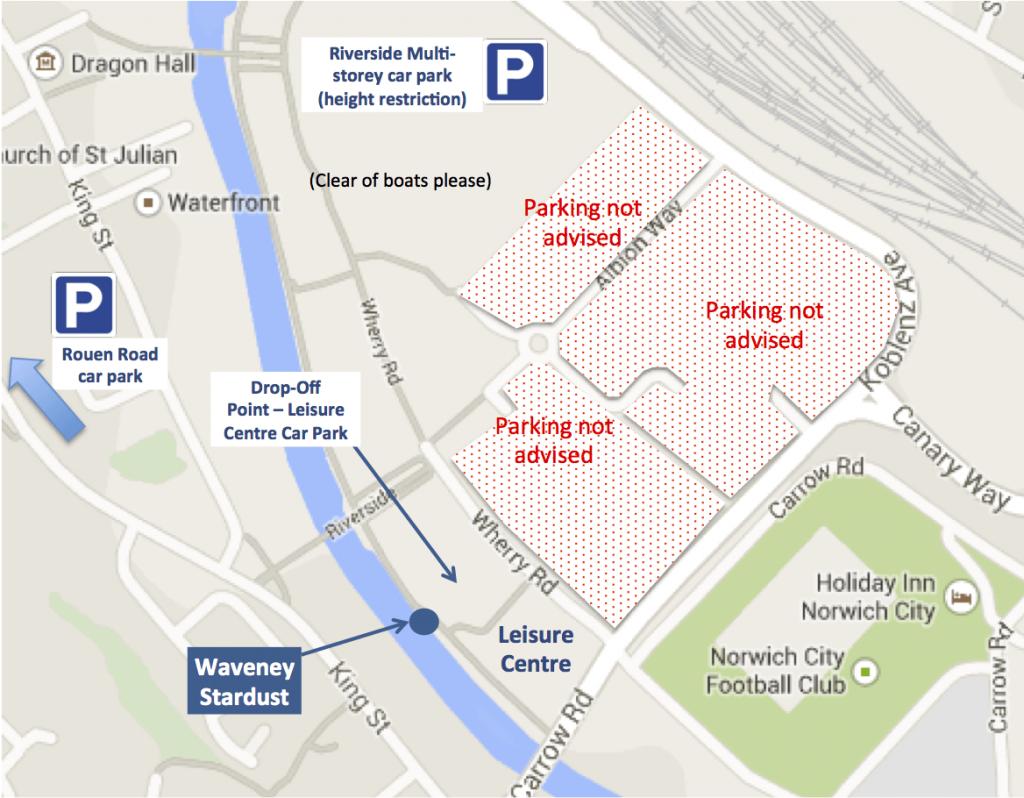 Norwich - Parking2